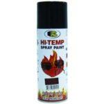 HI-TEMP SPRAY PAINT 1200F -BLACK