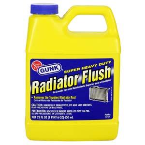RADIATOR FLUSH – C2124