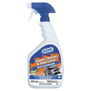 ENGINE CLEANER & DEGREASER